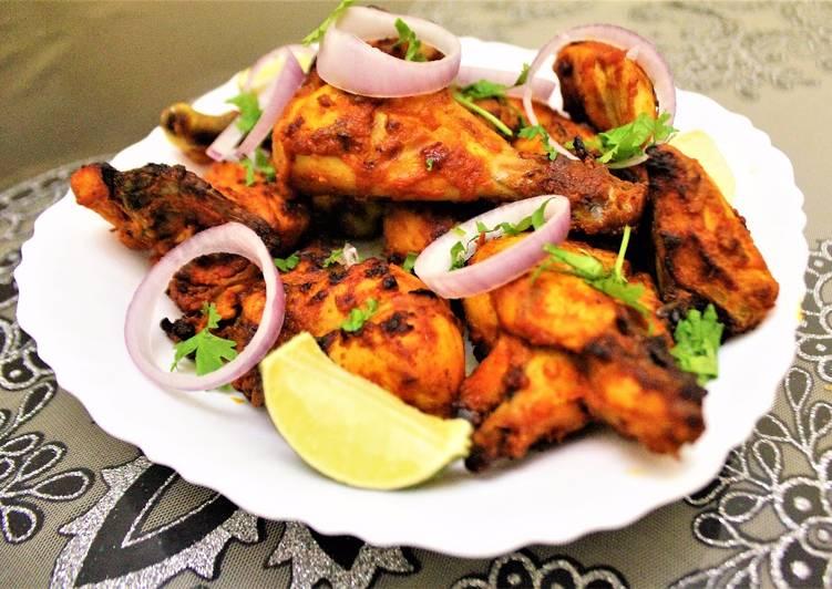 Achari Chicken Tikka 1