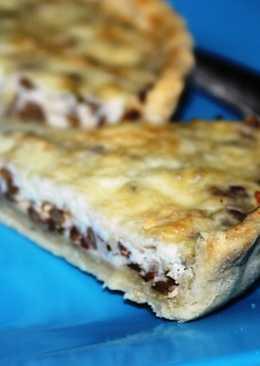 Horse-gram Cheese Quiche
