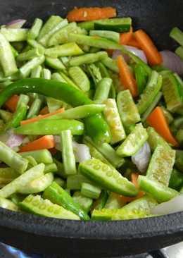 Mixed veggie fry