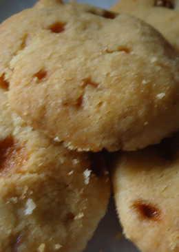 Nut Butterscotch Cookies