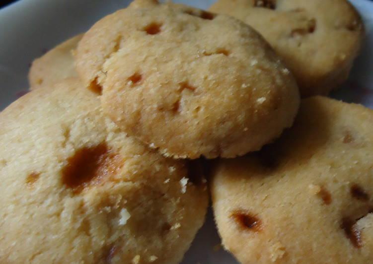 Nut Butterscotch Cookies