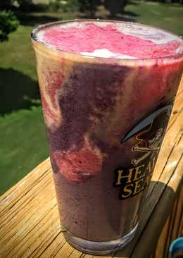Tie Dyed Smoothie