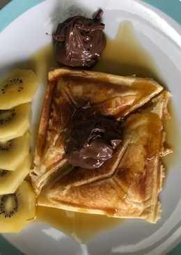 Nuttella pancake