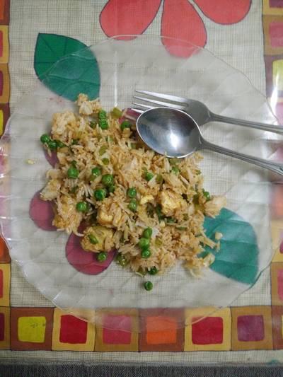 Mix veg pulao
