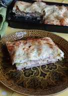 Ham & Leek Lasagne