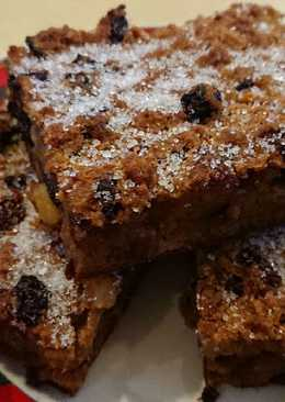 Good old fashioned Bread pudding