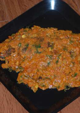 Tomato Fish Roast