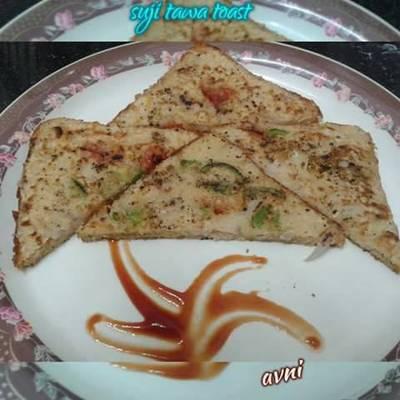 Suji Tawa Toast