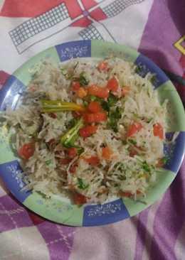 Mooli ka kus (Grated radish salad)