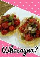 Whosayna's Chilli Sweet Paneer