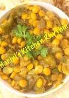 Ridge gourd Chana dal curry