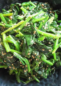 Goma-ae Spinach