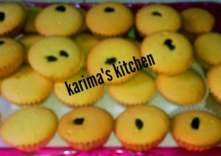 Vanilla Cup Cakes Recipe By Karima Umar Cookpad Kenya