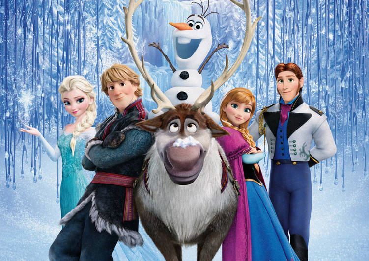 Planning a Frozen Themed Party