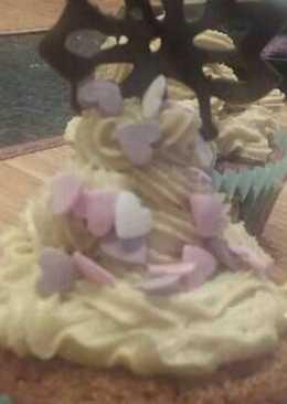 My first cupcake