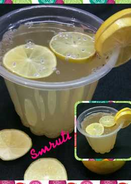Lemon Shikanji