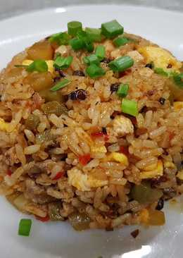 Szechuan Fried Rice