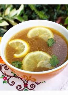 Yakhni - Pakistani Style Chicken soup