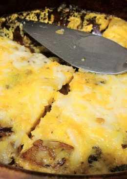 Frittata a la Cucumbertown-Cookoff