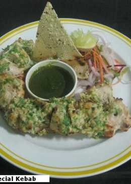 Chef Special Double Roasted Chicken Kebab