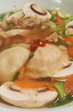 resep masakan chinese hot pot soup