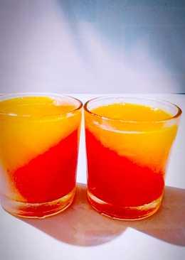 #Watermelon Mango Mocktail