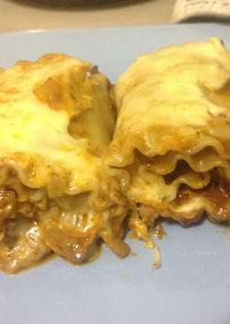 Lasagna Rolls