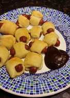 Brad's Lil smokie appetizer