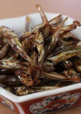 Tazukuri: Caramelized Sardine