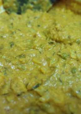 Gobi Mattar Masala / Cauliflower-Peas Masala