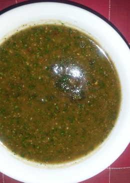 Argentinean Chimmichurri Sauce