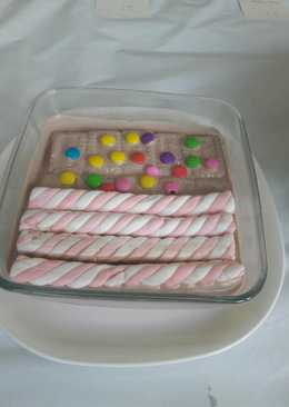 Refrigerated biscuits cake