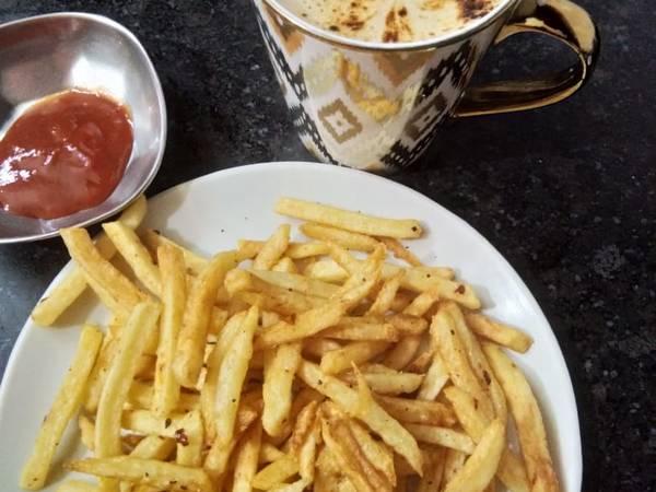 French fry #Globel post 5