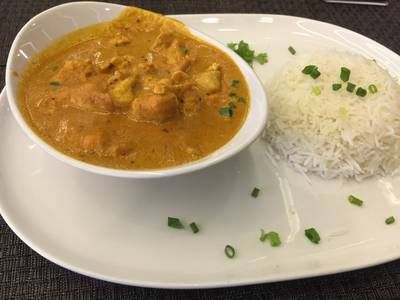 Chicken Curry Sauce 🍛