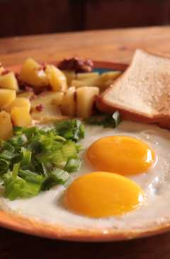 resep masakan classic american breakfast