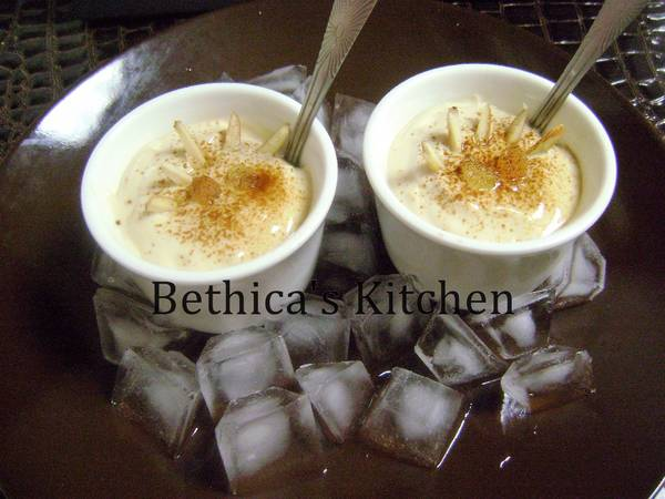 Coffee Shrikhand