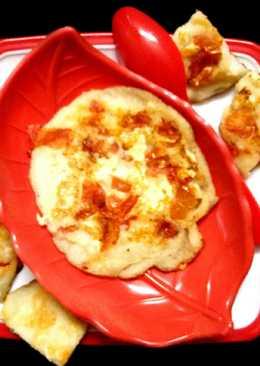 Rice Tomato Paneer Uttapam