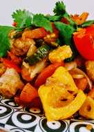 Thai Red Curry Veg...With winter veggies