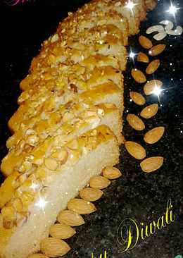 Eggless Hot-Milk Cake without oven baking