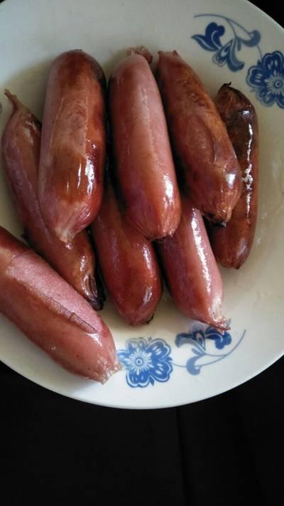 Fried smokies