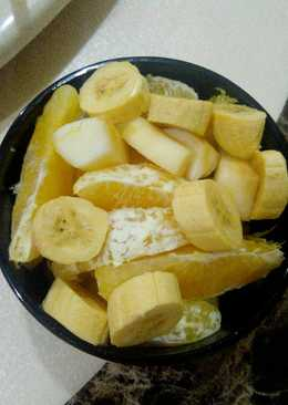 Golden Fruit Salad