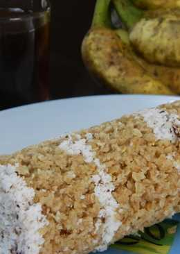 Oats Puttu (steamed Oats)