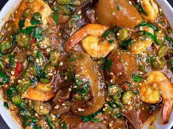 Excutive Spicy Okra Soup