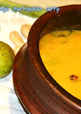 Chakkakuru, manga, muringakka curry