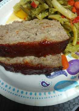 Broken Bread Meatloaf