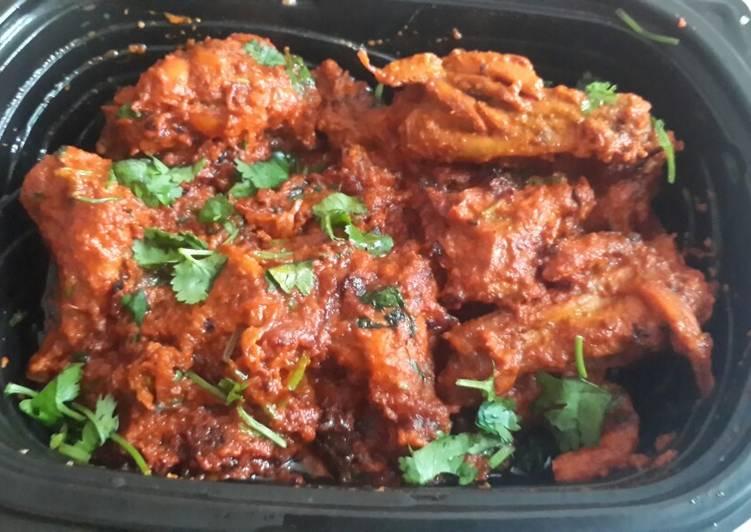 Chicken Rogan Josh Recipe By Kumkum Chatterjee Cookpad India