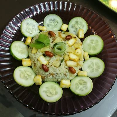Samak Rice Power Packed Pulao