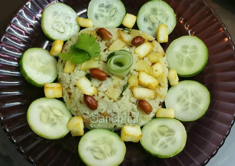 Samak Rice Power Packed Pulao