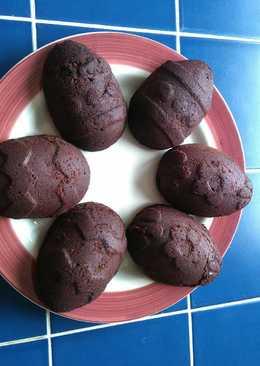 Brownie easter eggs
