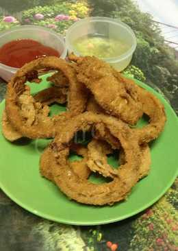 Extra Crispy Fried Onion Rings